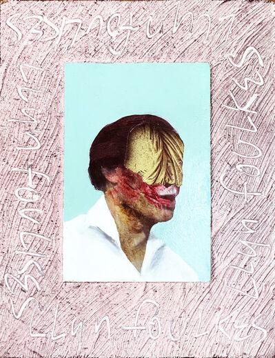 Llyn Foulkes, 'Self-Portrait', 1985