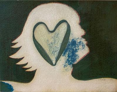 Naomi Savage, 'Contradiction', 1975