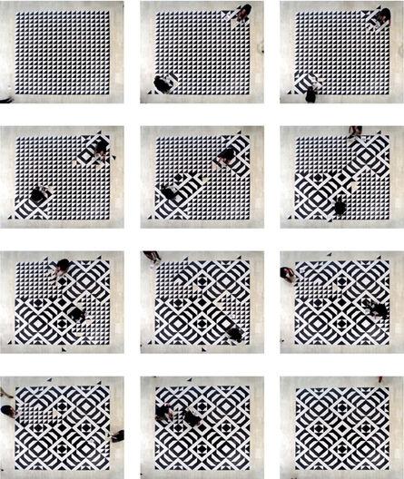 Pablo Valbuena, 'Q-TILING 3.1', 2014