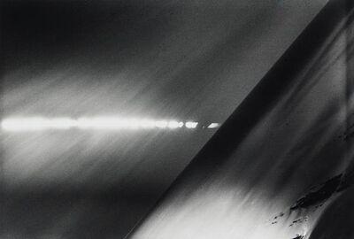 Hiroshi Yamazaki, 'Heliography', 1978