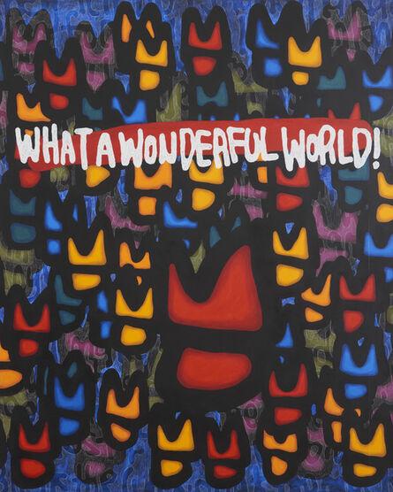JIHI, 'Wonderful World', 2020