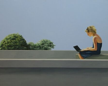 Lee Song, 'On The Roof', 2012