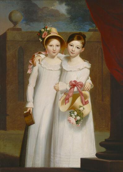 Jacob Eichholtz, 'The Ragan Sisters', 1818