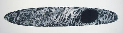 Tomie Ohtake, 'Recorte da forma # 01', 1989