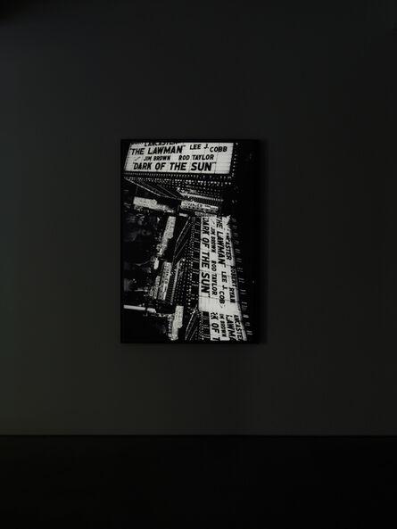 Daido Moriyama, 'Lightbox: Another Country in New York', 1971/2018