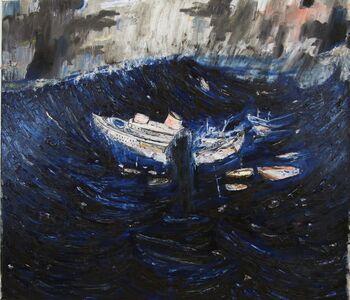 Chad Attie, 'The Broken Boat', 2017