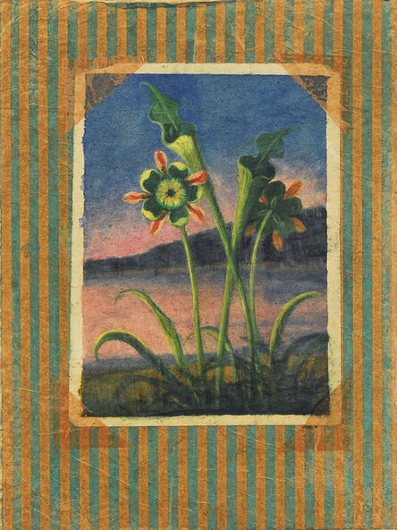 Ruth Bauer, 'Bag and Pitcher Plants', 2013
