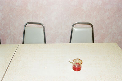 Lorena Lohr, 'Untitled (Chairs and Hot Sauce)', 2013