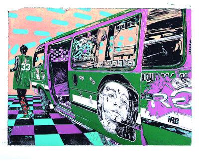 Dennis Muraguri, 'Rich Gang South B Owners Sacco', 2017