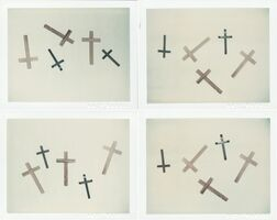Andy Warhol, 'Crosses', 1982