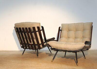 Carlo Hauner & Martin Eisler, 'Costela', 1954