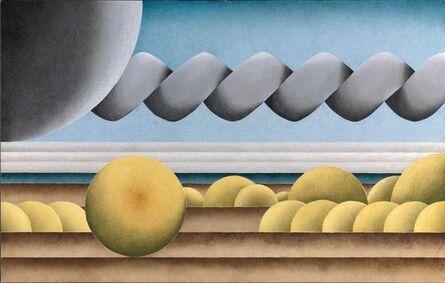 Mark Leonard, 'Constable Landscape II', 2012