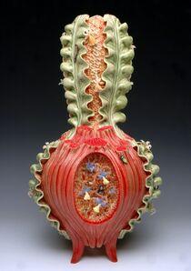 Bonnie Seeman, 'Vase Form ', 2008