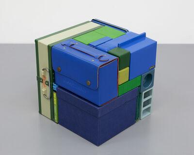 Michael Johansson, 'Crossfade - Blue/Green ', 2020