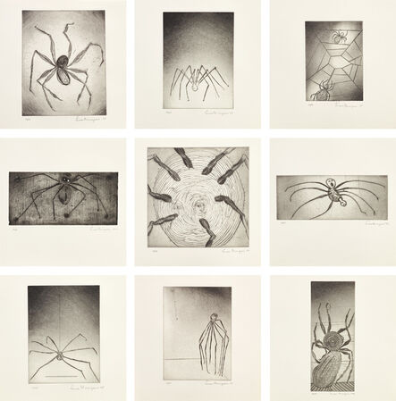 Louise Bourgeois, 'Ode à Ma Mère (Ode to My Mother) (MoMA 4b-12b)', 1995