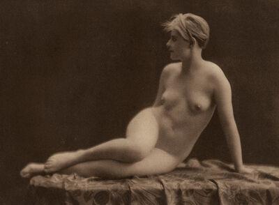 Lucien Walery, 'Female Nude', 1920s / 1924