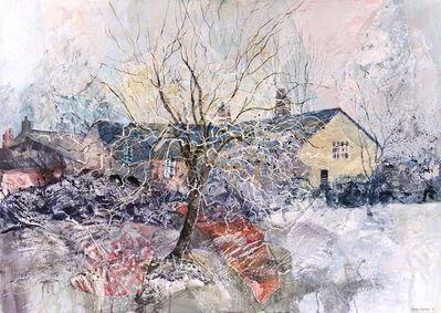 Jenny Grevatte, 'The Artist's House, February Frost', 2017