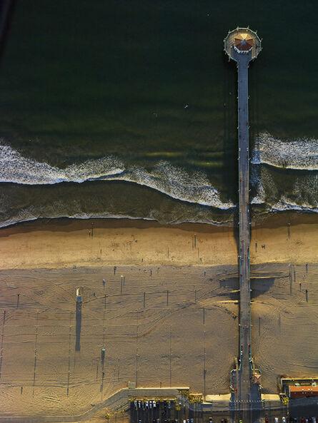 Jeffrey Milstein, 'LA 23 Manhattan Beach Pier', 2017