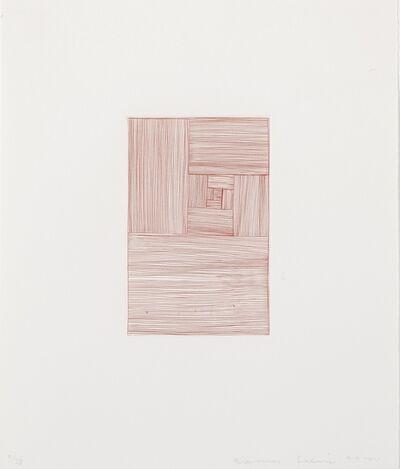 James Siena, 'Nine Prints: 1999 - 2001', 1999-2001