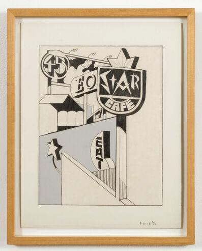 Ken Price, 'Star Cafe', 1980
