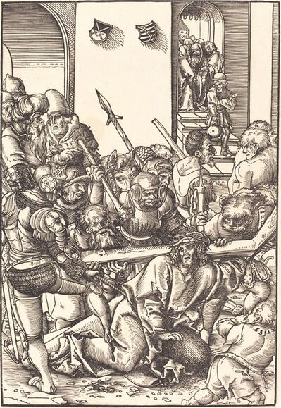 Lucas Cranach the Elder, 'Christ Bearing the Cross', in or before 1509