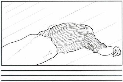 Basir Mahmood, 'Practicing Procedures of Killing (storyboard for the work)', 2016