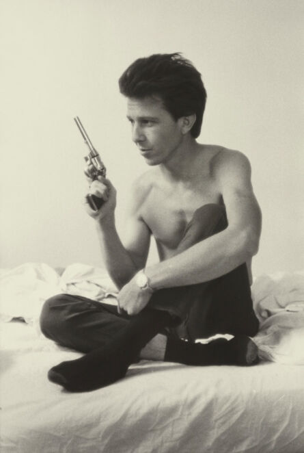 Larry Clark, 'dead 1970 (Billy Mann, from TULSA)', 1968