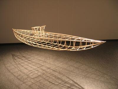 Sally Thurlow, 'Corset Kayak'