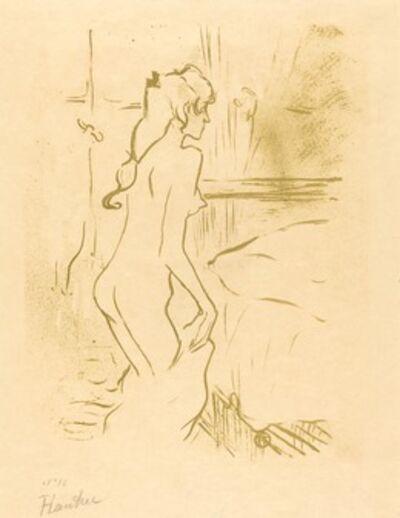 Henri de Toulouse-Lautrec, 'Study of a Woman (Etude de femme)', 1893