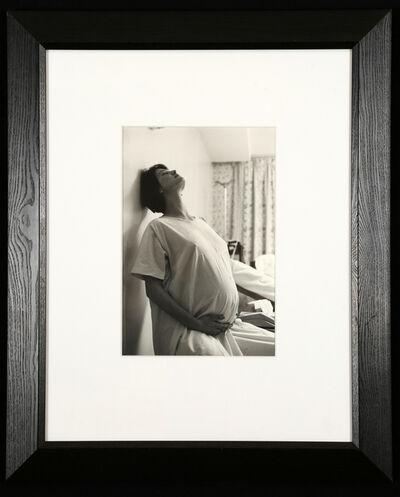 David Bailey, 'Untitled (Pregnant Woman)', ca. 1990
