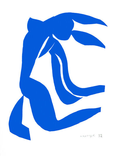 Henri Matisse, 'La Chevelure (The Flowing Hair)', 2007