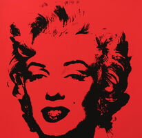 Andy Warhol, 'Golden Marilyn 11.43', 1967 printed later