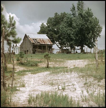 Gordon Parks, 'Untitled (Tenant House), Shady Grove, Alabama (37.032)', 1956