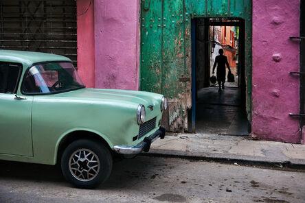 Steve McCurry, 'Russian Car in Old Havana', 2010