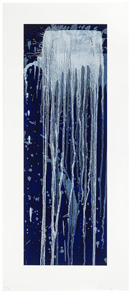 Pat Steir, 'Tiny Waterfall', 2004