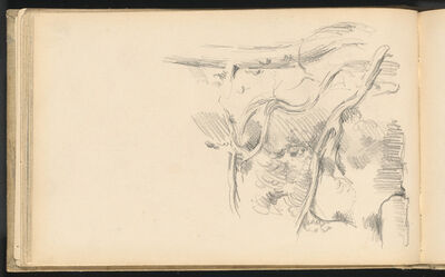 Paul Cézanne, 'Pine Tree', 1882/1885