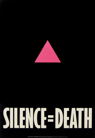 Silence=Death Collective, 'Let the Record Show', 1987