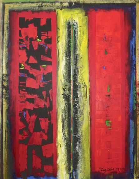Perez Celis, 'Memoria Volcanica', 1990