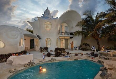 Ryan Schude, 'Shell House'