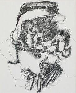 Nancy Grossman, 'Bridey II', 1965