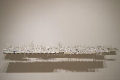 Katsumi Hayakawa, 'Bonsai City', 2014