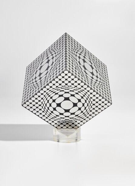 Victor Vasarely, 'Véga Cox Négatif', 1970