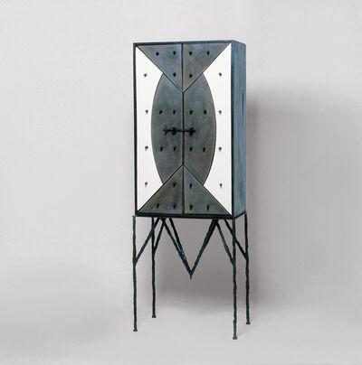 "Elizabeth Garouste, '""Cabinet I""', 1986"