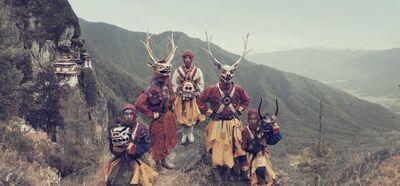 Jimmy Nelson, 'XXIX 3, Tiger's Nest, Upper Paro Valley, Bhutan ', 2016