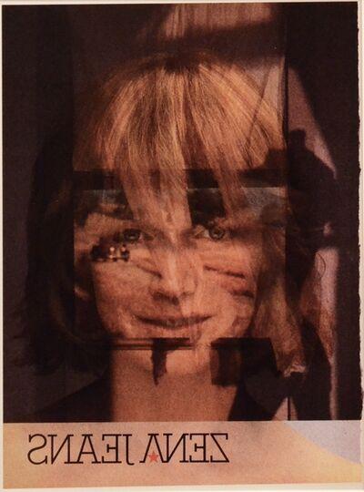 Robert Heinecken, 'PP/Born in the USA #1', 1990