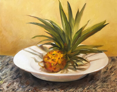 Mandy Theis, 'Pining for Pineapple', 2017
