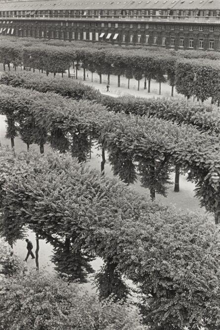 Henri Cartier-Bresson, 'Palais Royal, Paris'