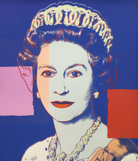 Andy Warhol, 'Queen Elizabeth II of the United Kingdom, from Reigning Queens (Royal Edition) (F & S. 337A)', 1985
