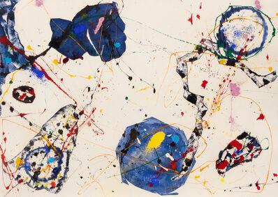 Sam Francis, 'Return the Blue Balls', 1984