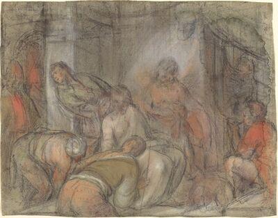 Jacopo Bassano, 'The Mocking of Christ', 1568